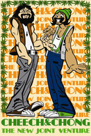 "Cheech & Chong ""Joint Venture"" Poster"