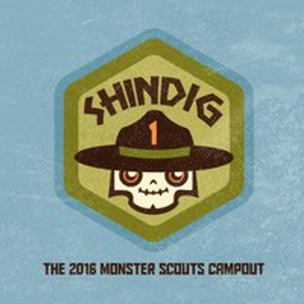 SHINDIG 2016 Monster Camp