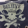 Believe and Make Rucksack