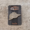 Deepsea Scouts Narwhal Pin