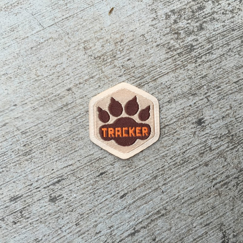 Tracker Spirit Badge