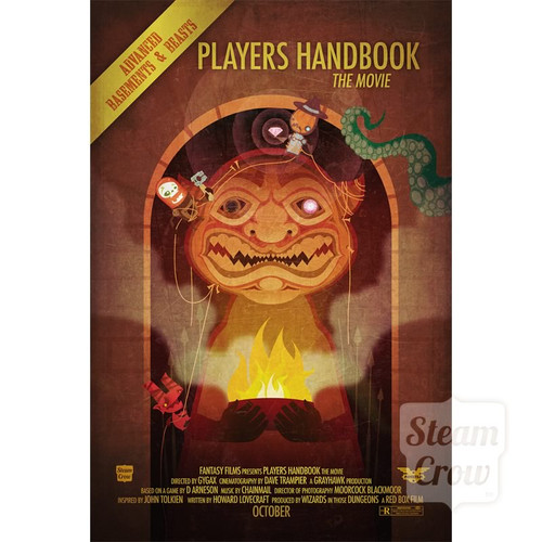 Player's Handbook the Movie