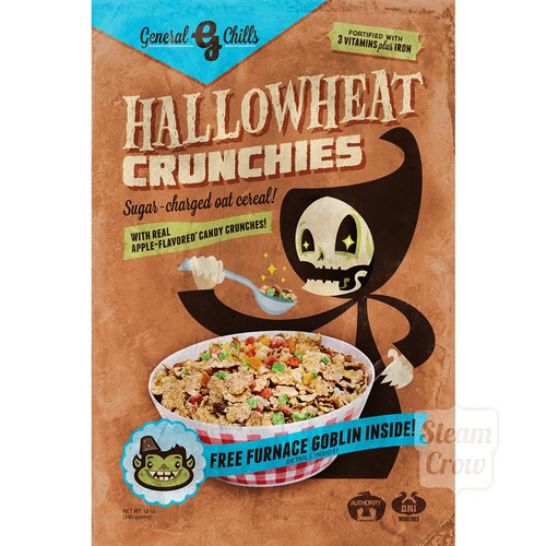 Hallowheat Crunchies