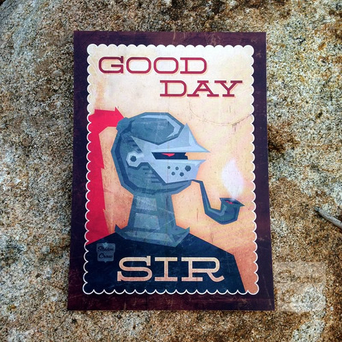 Good Day Sir Miniprint