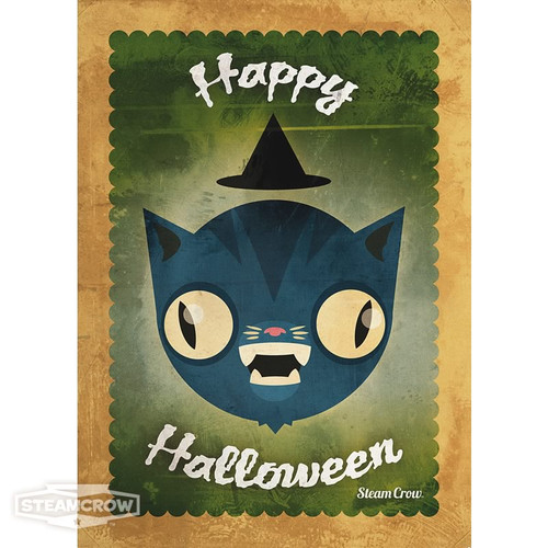 Happy Halloween Miniprint