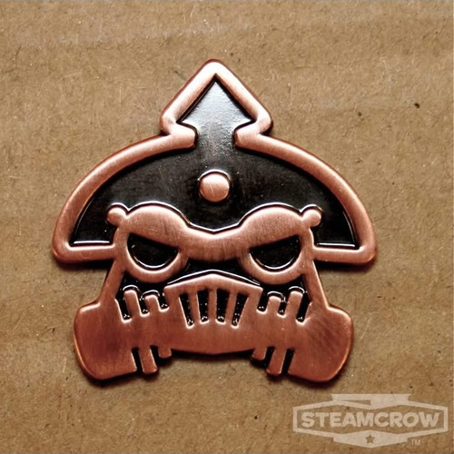 Spy Scout Pin