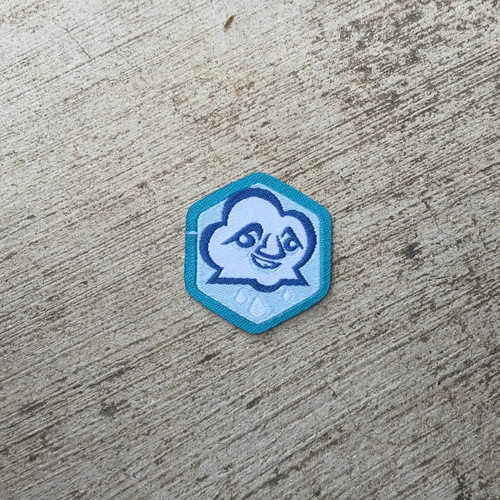 Cloud Spirit Badge