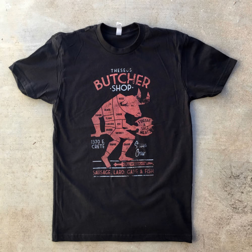 Theseus Butcher Shop Shirt