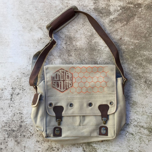 Monster Scouts Hex Deluxe Satchel