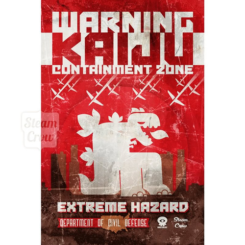 Warning Kaiju