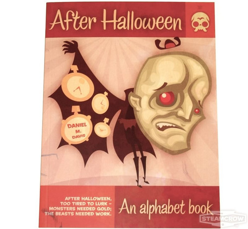 After Halloween Book
