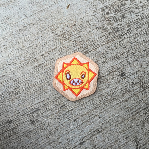 Bad Sun Spirit Badge
