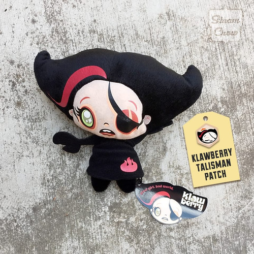 KlawBerry Plush Talisman