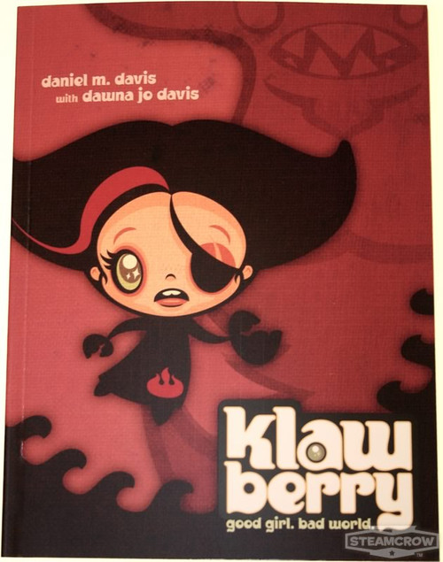 KlawBerry Book