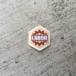 Labor Spirit Badge