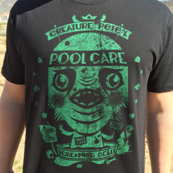 Creature Pete's Pool Care Shirt