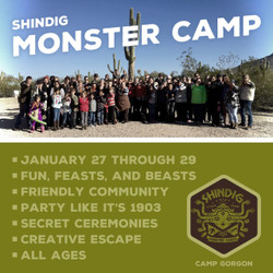 Shindig AZ Monster Camp Site 17