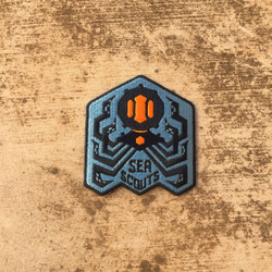 Sea Scouts Core Patch