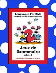 Jeux de Grammaire - Volume 2