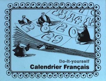 Calandrier Francais