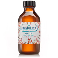 Anointment Baby Oil