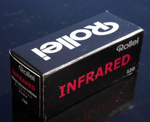 Rollei Infrared 400 120 film