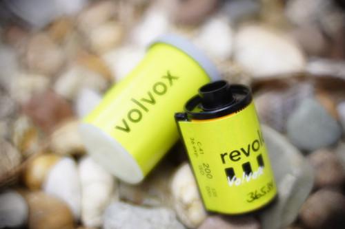 Revolog Volvox 35mm special effects film