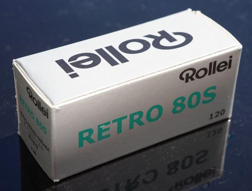 Rollei Retro 80s 120 film