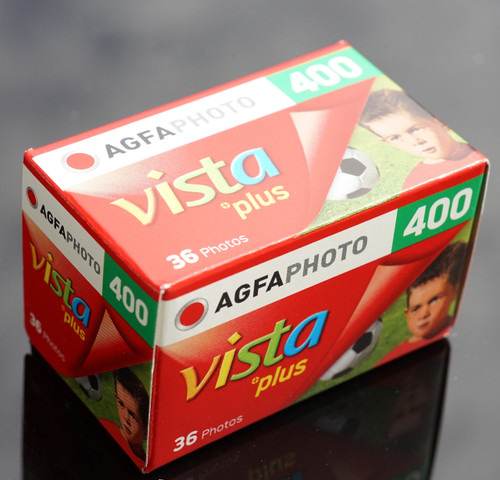 AgfaPhoto VistaPlus 400 35mm