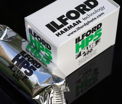 Ilford HP5 Plus 400 35mm film