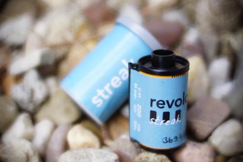 Revolog Streak 35mm special effects film