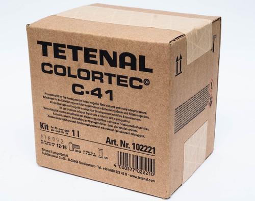 Tetenal C-41 1L Colour Negative Film Developing Chemical Kit