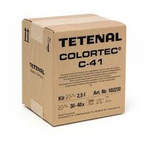 Tetenal C-41 2.5L Colour Negative Film Developing Chemical Kit