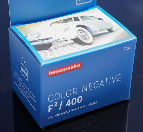 Lomography Color Negative Film F²/400 35mm film