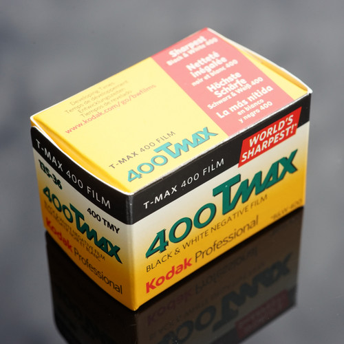 Kodak T-Max 400 35mm film