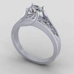 Custom Made Ring for Brandon Hoover