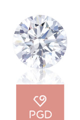 Pure Grown Diamond  1.02 Carat SI1 H