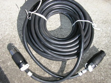 50A 125/250V  100FT UL LISTED JOBSITE CORD {HUBBELL ENDS}