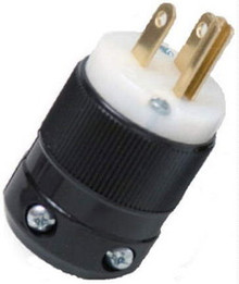 Marinco 5266C 15 AMP 125V U-GROUND PLUG