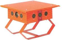 52201  50A 125/250V TEMP POWER BOX