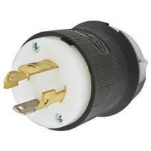 HBL2711C 30A 125/250V MALE LOCKING PLUG L14-30