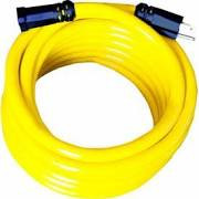 VOLTEC 06-00163 100' STW HD 12/3 Extension Cord U-Ground 600V