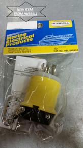 HBLT26CM11  30A 125V LED MARINE TESTER HUBBELL