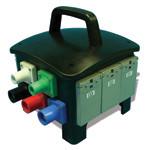 HEB3101U 400A Cam-Type, 200A 120/250VAC, 20A 125V NON-GFCI BOX