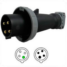 HBL4100P5W 100A 600V Hubbell Male Plug