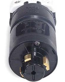 Hubbell HBL21415B 30A 250V DC 600V AC 3 Pole 4 Wire