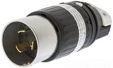 Hubbell HBL7765C 50A 250V DC/600V 3-Pole 4-Wire Male Plug