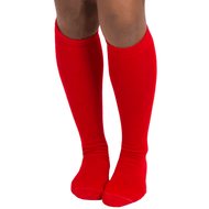 Thin Red Socks