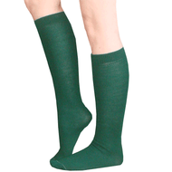 Thin Dark Green Socks