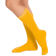 Gold Knee Socks